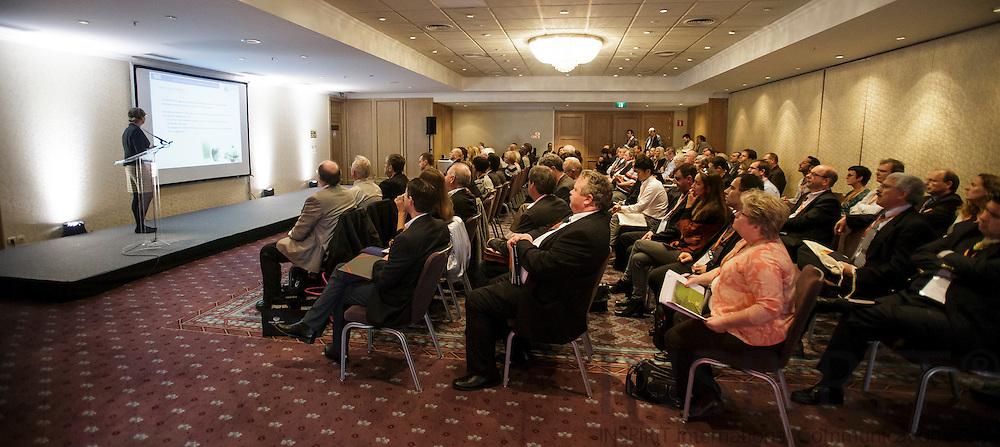 Technial Stream at the Juice Summit in Antwerp 15 - 16 October 2014. Photo: Erik Luntang