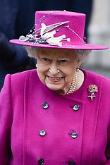 Royal visit to the British Museum - 8 Nov 2017