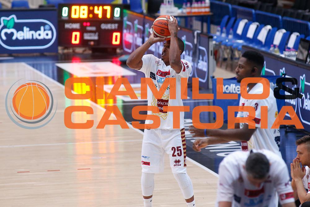 Tyrus Mcgee<br /> Dolomiti Energia Aquila Basket Trento - Umana Reyer Venezia <br /> Lega Basket Serie A 2016/17 Finali Gara 03<br /> Trento, 14/06/2017<br /> Foto Ciamillo-Castoria / M. Brondi