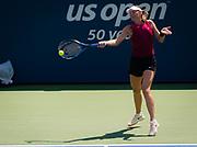 Maria Sharapova of Russia practices at the 2018 US Open Grand Slam tennis tournament, New York, USA, August 22th 2018, Photo Rob Prange / SpainProSportsImages / DPPI / ProSportsImages / DPPI