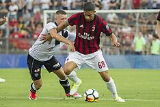 FC Lugano v AC Milan - 11 July 2017