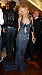 Actress HEATHER GRAHAM at the opening of the new Diesel shop at 130 New Bond Street, London W1 on 18th May 2006.<br /><br />NON EXCLUSIVE - WORLD RIGHTS