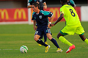 VSI Tampa Bay FC forward Chad Burt (25) in action against Antigua Barracuda in a USL Pro soccer match at Plant City stadium in Plant City, Florida on June 7, 2013. VSI won 8-0.<br /> <br /> ©2013 Scott A. Miller