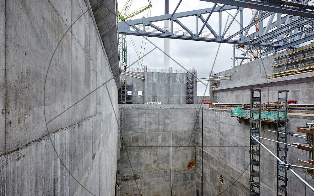 Forbrændingsanlæg BIG arkitekter skibakke Amager NCC beton betonbyggeri