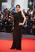 Anita Caprioli at the gala screening for the film Everest and opening ceremony at the 72nd Venice Film Festival, Wednesday September 2nd 2015, Venice Lido, Italy.