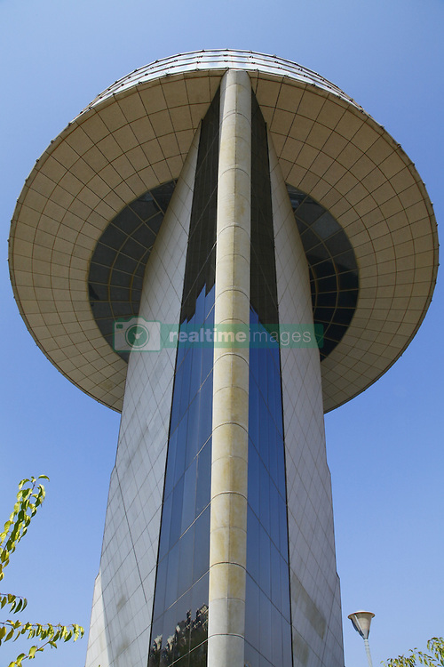 September 12, 2016 - Ordos, Ordos, China - Ordos, CHINA-?September 12 2016:?(EDITORIAL?USE?ONLY.?CHINA?OUT) Urban scenery of Ordos in north China¡¯s Inner Mongolia Autonomous Region. Ordos is known for its lavish government projects, including the new Ordos City, a large city with abundant infrastructure, seldom used by residents and frequently described as a ''ghost city' (Credit Image: © SIPA Asia via ZUMA Wire)