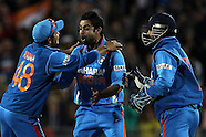 Cricket - India tour to South Africa 2011