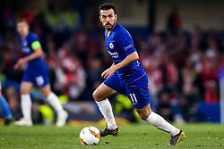 Pedro of Chelsea - Mandatory by-line: Robbie Stephenson/JMP - 18/04/2019 - FOOTBALL - Stamford Bridge - London, England - Chelsea v Slavia Prague - UEFA Europa League Quarter Final 2nd Leg