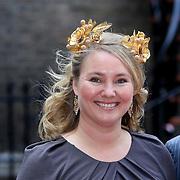 NLD/Den Haag/20110920 - Prinsjesdag 2011, Melanie Schultz van Haegen - Geesteranus