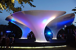 The pavillion at the annual Serpentine Gallery Summer Party in association with Swarovski held at the gallery, Kensington Gardens, London on 11th July 2007.<br /><br />NON EXCLUSIVE - WORLD RIGHTS