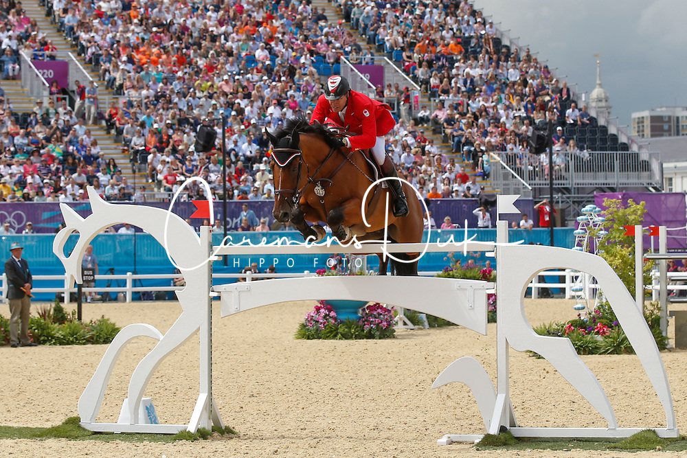Millar Ian (CAN) - Star Power<br /> Olympic Games London 2012<br /> © Dirk Caremans
