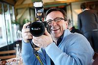 Daniel Boulud, President of the Bocuse d'Or Jury..photo.Owen Franken for the NY Times..January 26, 2009