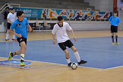 Foot à 5 aux Jeux Nationaux de L'Avenir