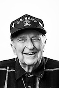 Edward Dzuris<br /> Navy<br /> MOMM 1/E<br /> Mine Sweeper<br /> Net Tender<br /> 1942 - 1946<br /> WWII<br /> <br /> Veterans Portrait Project<br /> Springfield, MA