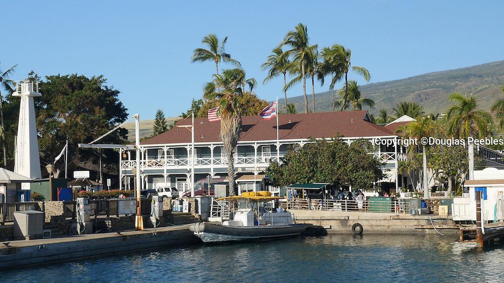 Pioneer Inn, Lahaina, Maui, Hawaii
