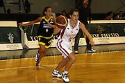 DESCRIZIONE : Roma Campionato Femminile Serie B d'Eccellenza 2009-2010 College Italia Astro Cagliari<br /> GIOCATORE : Francesca Melchiori<br /> SQUADRA : College Italia<br /> EVENTO : Campionato Femminile Serie B d'Eccellenza 2009-2010<br /> GARA : Colege Italia Astro Cagliari<br /> DATA : 03/10/2009 <br /> CATEGORIA : <br /> SPORT : Pallacanestro <br /> AUTORE : Agenzia Ciamillo-Castoria/E.Castoria<br /> Galleria : Fip Nazionali 2009<br /> Fotonotizia : Roma Campionato Femminile Serie B d'Eccellenza 2009-2010 College Italia Astro Cagliari<br /> Predefinita :