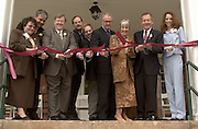 15349Grand opening of the Voinovich Center & Ilgard building dedication with Sen. Voinovich