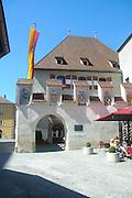 Austria, Hall in Tirol City Hall
