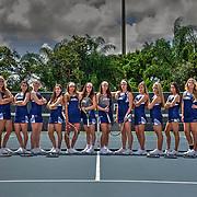 FAU Women's Tennis 2015