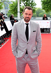 Danny Dyer arriving for the Virgin TV British Academy Television Awards 2017 held at Festival Hall at Southbank Centre, London.