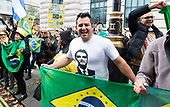Brazil election rally London 28th October 2018