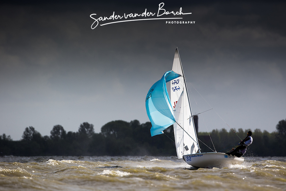 SANDER VAN DER BORCH SAILING CALENDAR 2014 ***Buy your Calendar in the STORE***, see menu above.