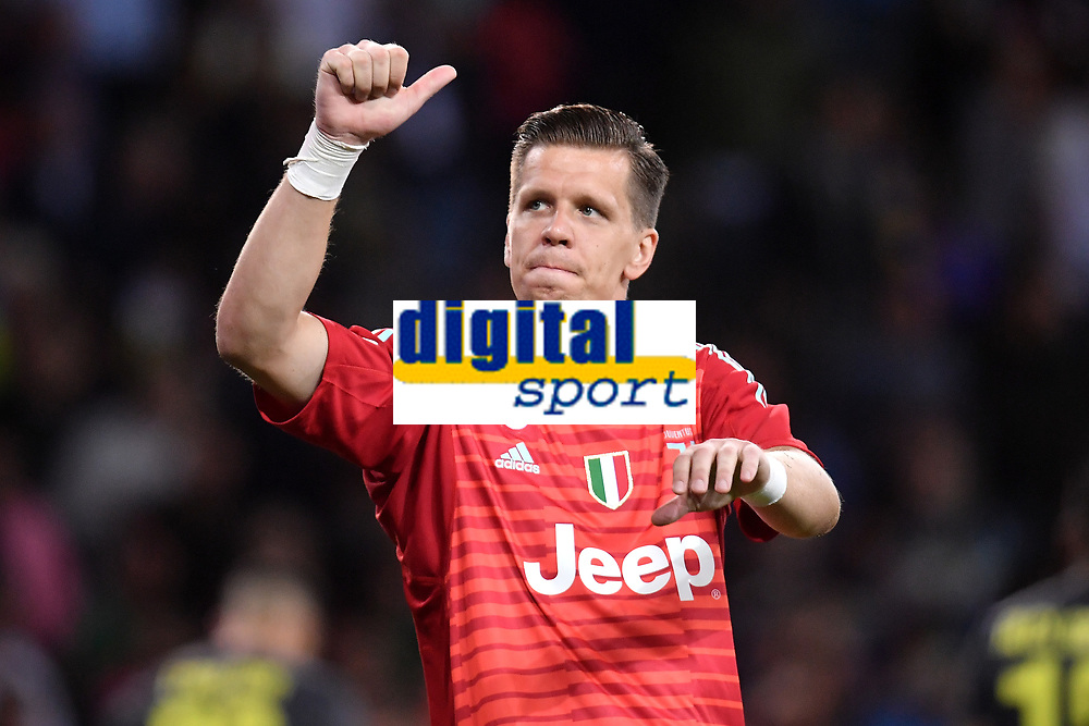 Wojciech Szscesny Juventus <br /> Parma 01-09-2018 Stadio Ennio Tardini Calcio Serie A 2018/2019 Parma - Juventus <br /> Foto Andrea Staccioli / Insidefoto