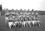 National League Final, Tipperary v Waterford. Tipperary Team..07.05.1961