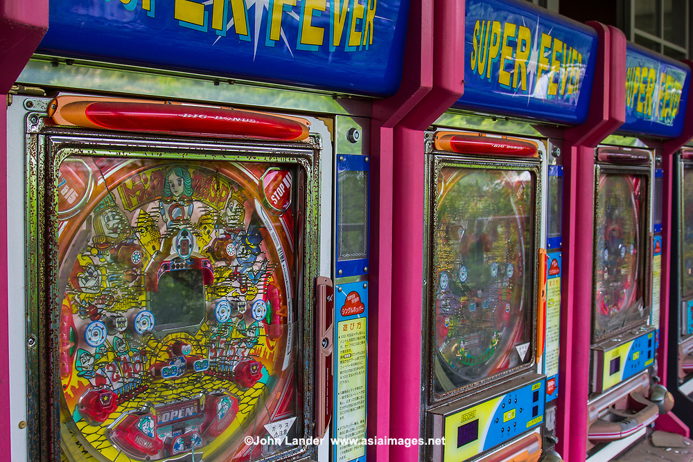 Western Village Haikyo, Abandoned Pachinko - <br /> Japan is a country associated with serene temples, exquisite gardens and cherry blossoms.  It is the last place you'd expect to a Wild West theme park.  Perhaps that is why it officially closed down to the public in 2007, but is still popular with explorers who still go there and try to imagine what it was like to travel back in time to the American Wild West for the afternoon amidst all the rubble, saloons and fading attractions.  It now more closely resembles a horror movie movie set, but never mind.  The place is fascinating on so many levels, that if visitors happen to be in the Nikko area, it is definitely a must, at least get a gander of the replica Mount Rushmore mountain as the train passes by.  If you dare to enter (it is officially off limits but has easy access) you may be either creeped out by all the dishevelment and weeds or you may find yourself fascinated.  It&rsquo;s at your own risk, but true aficionados of haikyo, abandoned buildings and theme parks will be unable to resist.