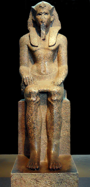 Sobekemsaf I (or Sekhemre Shedtawy Sobekemsaf) Egyptian king of the Seventeenth dynasty of Egypt who reigned during the Second Intermediate Period, when Egypt was ruled by multiple kings (he was once thought to belong to the late Thirteenth Dynasty). His throne name, Sekhemre Shedtawy, means 'Powerful is Re; Rescuer of the Two Lands. It is now believed by Egyptologists that Sobekemsaf I was the father of both Intef VI and Intef VII