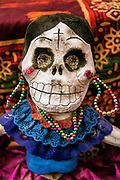Catrina figure, Day of the Dead, Mexico