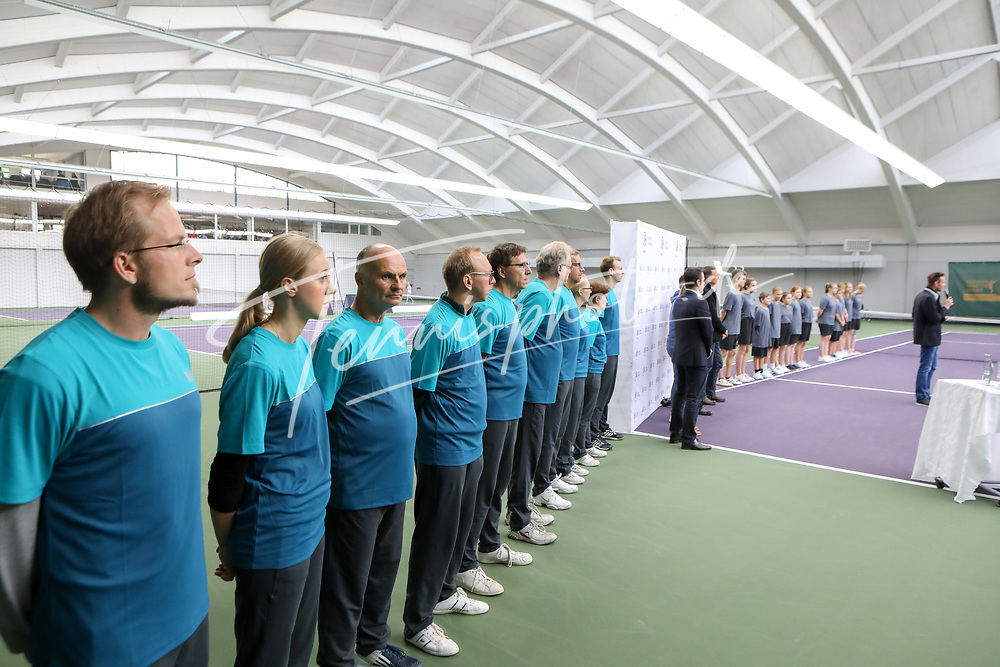 Tennis Future Hamburg 2017, Hamburg, 28.10.2017, Foto: Claudio Gärtner
