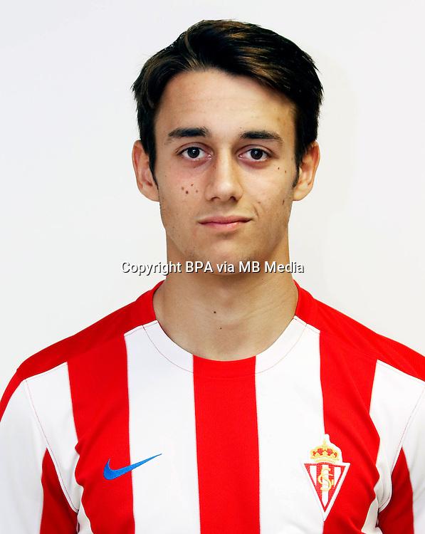 Spain - La Liga Santander 2016-2017 / <br /> ( Real Sporting de Gijon ) - <br /> Pedro Diaz Fanjul