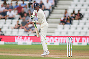 Keaton Jennings of England is caught behind during the 3rd International Test Match 2018 match between England and India at Trent Bridge, West Bridgford, United Kingdon on 21 August 2018.