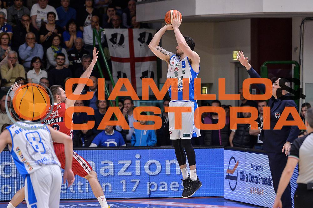 DESCRIZIONE : Beko Legabasket Serie A 2015- 2016 Dinamo Banco di Sardegna Sassari - Olimpia EA7 Emporio Armani Milano<br /> GIOCATORE : Joe Alexander<br /> CATEGORIA : Tiro Tre Punti Three Point Controcampo<br /> SQUADRA : Dinamo Banco di Sardegna Sassari<br /> EVENTO : Beko Legabasket Serie A 2015-2016<br /> GARA : Dinamo Banco di Sardegna Sassari - Olimpia EA7 Emporio Armani Milano<br /> DATA : 04/05/2016<br /> SPORT : Pallacanestro <br /> AUTORE : Agenzia Ciamillo-Castoria/L.Canu