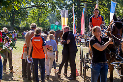 DodderChardon Bram, NED<br /> Prizegiving FEI rider of the year<br /> Driving European Championship <br /> Donaueschingen 2019<br /> © Hippo Foto - Dirk Caremans<br /> Chardon Bram, NED