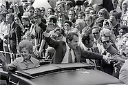 President Nixon Campaigning in Atlanta 1972