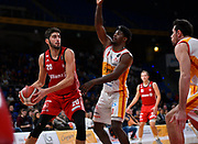 Da Ros Matteo<br /> Carpegna Prosciutto Basket Pesaro - Allianz Pallacanestro Trieste<br /> Campionato serie A 2019/2020 <br /> Pesaro 5/01/2020<br /> Foto M.Ciaramicoli // CIAMILLO-CASTORIA