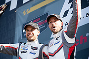 May 5, 2019: IMSA Weathertech Mid Ohio. #912 Porsche GT Team Porsche 911 RSR, GTLM: Earl Bamber, Laurens Vanthoor
