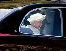 JUNE 04 2013 60th Anniversary of the Coronation Service