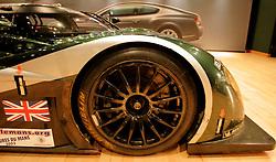 UK ENGLAND CREWE 5APR06 - Bentley Le Mans racing car in full racing trim on exhibition at the Bentley Museum on the premises of the Bentley Motors Factory in Crewe...jre/Photo by Jiri Rezac..© Jiri Rezac 2006..Contact: +44 (0) 7050 110 417.Mobile:  +44 (0) 7801 337 683.Office:  +44 (0) 20 8968 9635..Email:   jiri@jirirezac.com.Web:    www.jirirezac.com..© All images Jiri Rezac 2006 - All rights reserved.