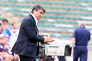 Foto di Donato Fasano - LaPresse.15  05  2011  Bari ( Italia ).Sport Calcio.AS Bari -  Us Lecce   TIM Serie A 2010  2011 - Stadio San Nicola Bari.Nella foto: de canio .Photo Donato Fasano - LaPresse.15  05  2011 Bari ( Italy ).Sport Soccer.AS Bari  - Us Lecce Serie  A Soccer League 2010 2011- San Nicola Stadium Bari.In the Photo: de canio