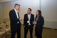 Peter Liguori (Chairman & CEO, Fox Broadcasting Company), Rajan Shah (President & Managing Director, PHENOMENON Entertainment and Marketing), and Madhu Goel (Director, Legal & Business Affairs, A&E Television)