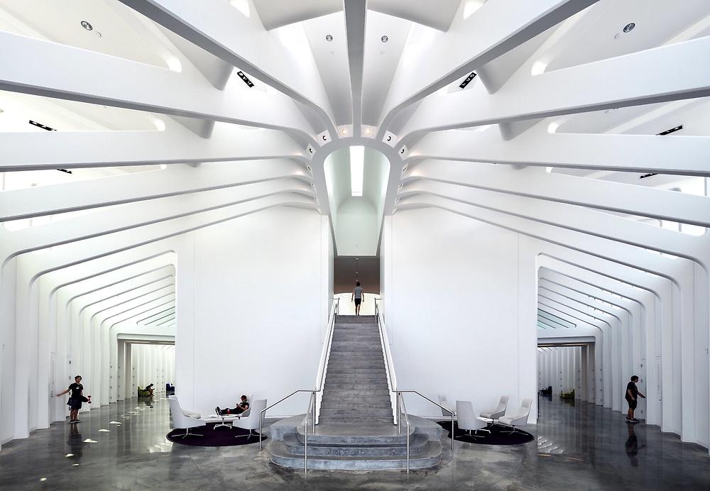 Florida Polytechnic University Innovation, Science, and Technology (IST) Building | Santiago Calatrava | Lakeland, Florida