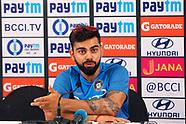 Cricket - India Practice at Mumbai 21 Oct 2017