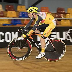28-12-2017: Wielrennen: NK Baan: Alkmaar<br />Yoeri Havik