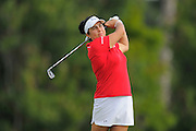 Lili Alvarez during the first round of the Symetra Tour Championship at LPGA International on Sept. 26, 2013 in Daytona Beach, Florida. <br /> <br /> <br /> ©2013 Scott A. Miller