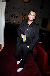 Designer JULIEN MACDONALD at the Grand Classic screening of The Apartment held at The Electric Cinema, 191 Portobello Road, London on 16th March 2008.<br />