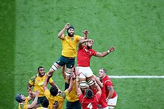RWC 2015 - Wales v Australia