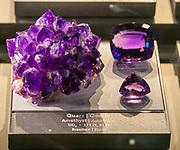 Quartz Mineral and jewellery